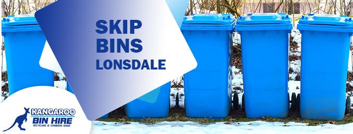 Skip Bins Lonsdale
